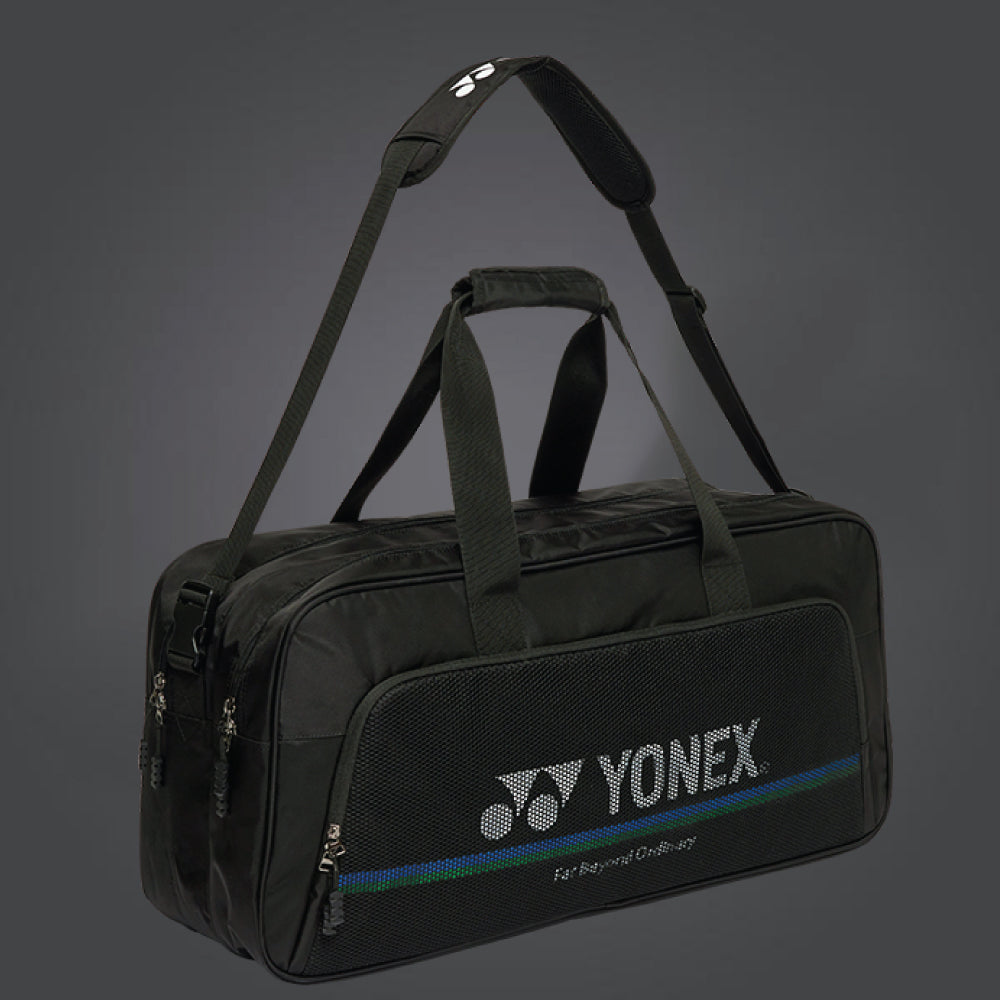 Yonex 99BT004U (Black) Tournament Badminton Tennis Racket Bag - JoyBadminton