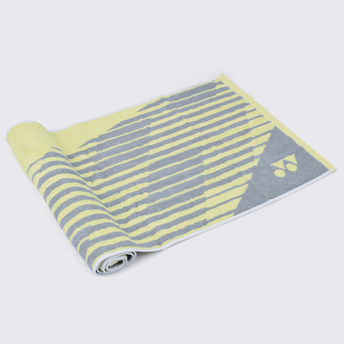 Yonex 99TW001U Sports Towel (Light Yellow) - JoyBadminton