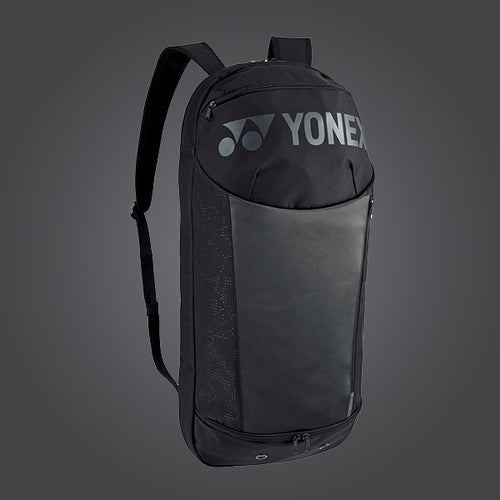Yonex 42014 (Black) Team Racquet Backpack Badminton Tennis Racket Bag - JoyBadminton