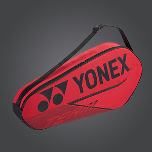 Yonex 42023 (Red) 3pk Badminton Tennis Racket Bag - JoyBadminton