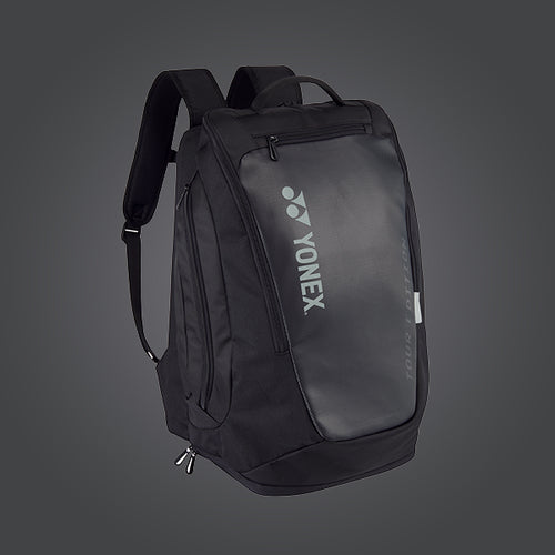 Yonex 92012M Pro Series Backpack (Black) - JoyBadminton