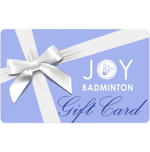 Gift Card - JoyBadminton