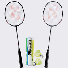 Load image into Gallery viewer, Yonex Muscle Power 5 Badminton Combo - JoyBadminton