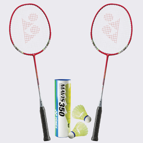 Yonex Muscle Power 8 Badminton Combo Set
