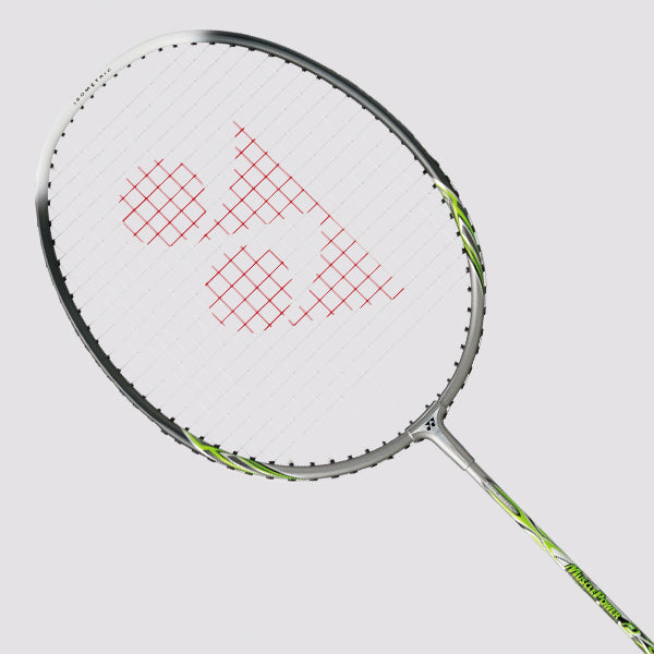 Yonex Muscle Power 2 (Lime) Pre-strung - JoyBadminton