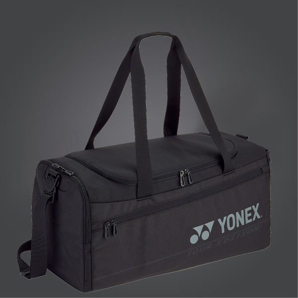 Yonex 92031 (Black) Pro Two-Way Duffle Badminton Tennis Racket Bag - JoyBadminton