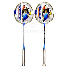 Load image into Gallery viewer, Victor ST 1800 (Pre-Strung) 2 Badminton Racket Combo