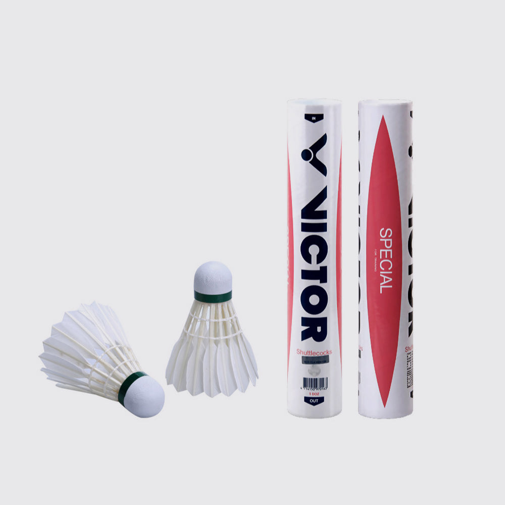 VICTOR Special Feather Shuttlecock - JoyBadminton
