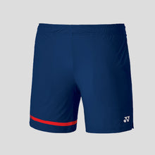 Load image into Gallery viewer, Yonex Men's Woven Shorts (Navy Blue) 201PH005M