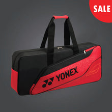 Load image into Gallery viewer, Yonex 4911 (Red) Badminton Tennis Racket Tournament Bag