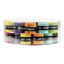 Load image into Gallery viewer, Yonex AC102 Super Grap Overgrip 36 Piece Bucket w/ Assorted Colors