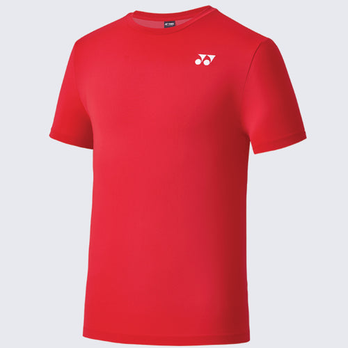 Men's Round T-Shirt (Red) 99TR005M
