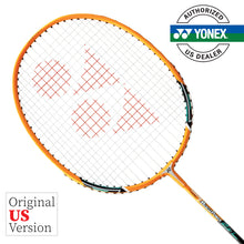 Load image into Gallery viewer, Yonex Muscle Power 2 Junior (Bright Yellow) Pre-strung