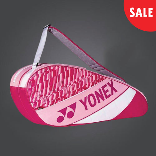 Yonex BAG79BR007U (Plum) 6pk Badminton Tennis Racket Bag