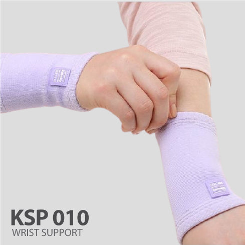 Kimony Wrist Sleeve Supporter KSP010 (Light Purple)