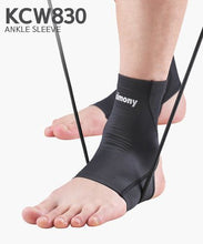 Load image into Gallery viewer, Kimony Compression Ankle Support KCW830 (Black)