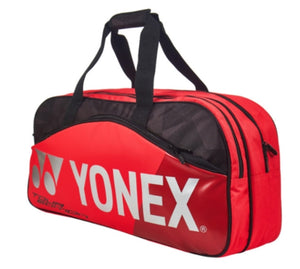 Yonex 9831W (Flame Red) Badminton Tennis Racket Tournament Bag