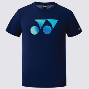 Men's Round T-Shirt (Navy) 209TR001M