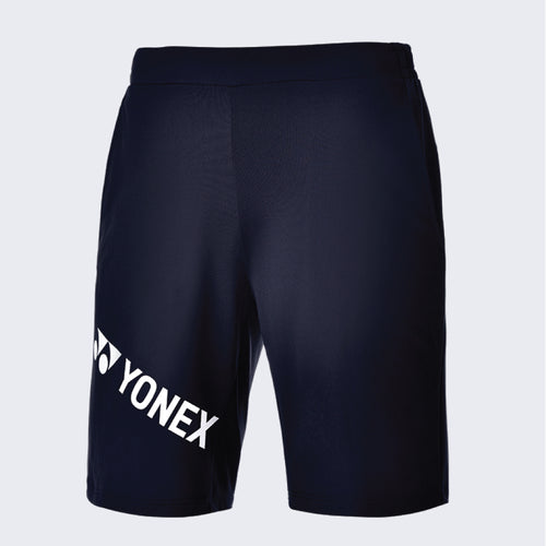 Men's Slim Fit Shorts (Navy) 93PH001M