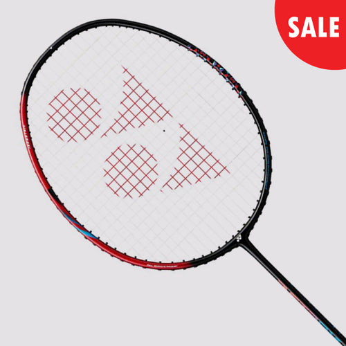 Yonex Astrox Smash (Black/ Flame Red) Pre-Strung