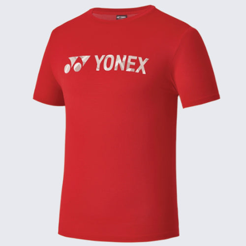 Men's Round T-Shirt (Red) 99TR001M
