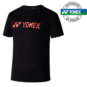 Men's Round T-Shirt (Black) 99TR001M