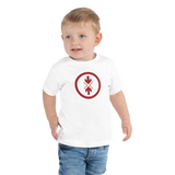 Toddler Short Sleeve Tee Original Red Logo