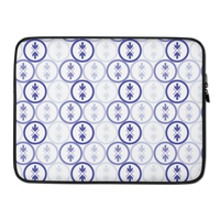 Laptop Sleeve Blue and Purple