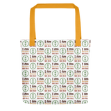 Tote bag Ubuntu Green