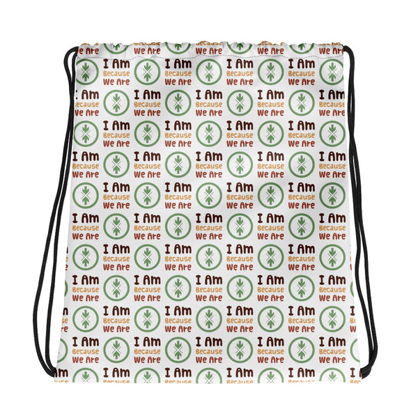 Drawstring bag Ubuntu Green