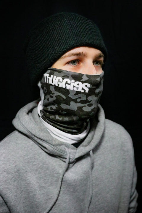 Thuggies Midnite Tac Washable Face Mask