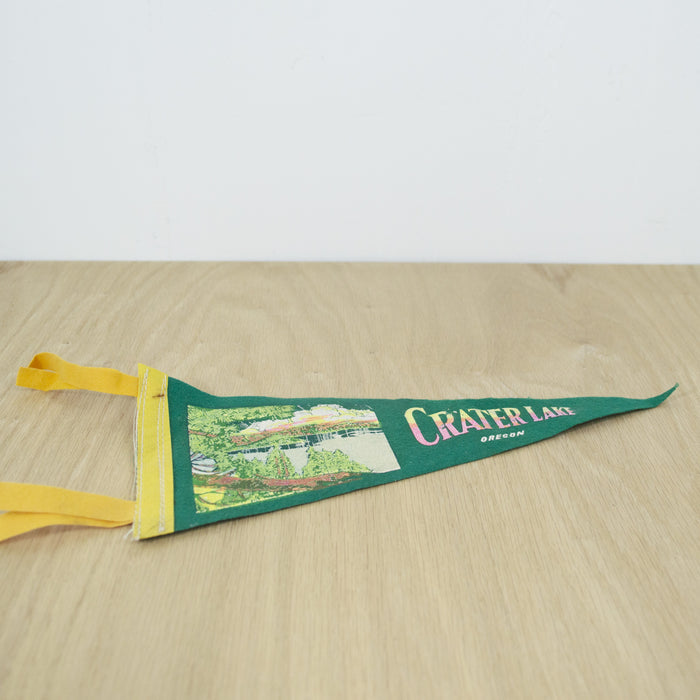 Crater Lake National Park Pennant