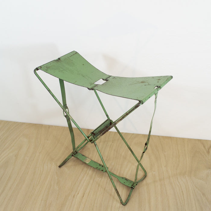 1970's Folding Camp Chair