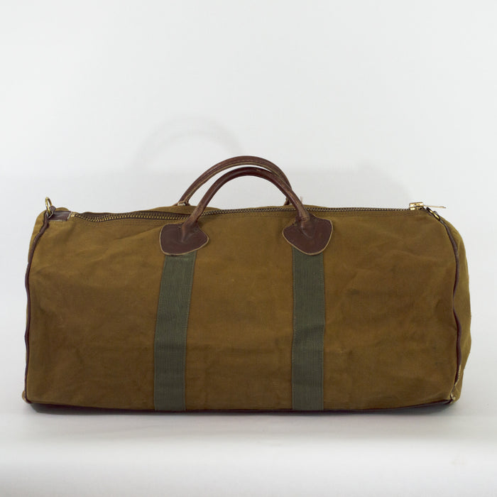 1960's L.L. Bean Duffel Bag