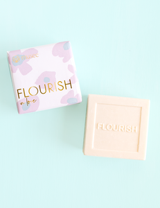 Flourish In Love Bar Soap