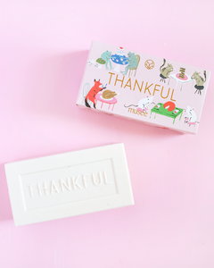 Thankful Bar Soap
