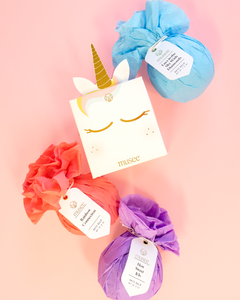 Magic Unicorn Kids Bath Balm Bundle