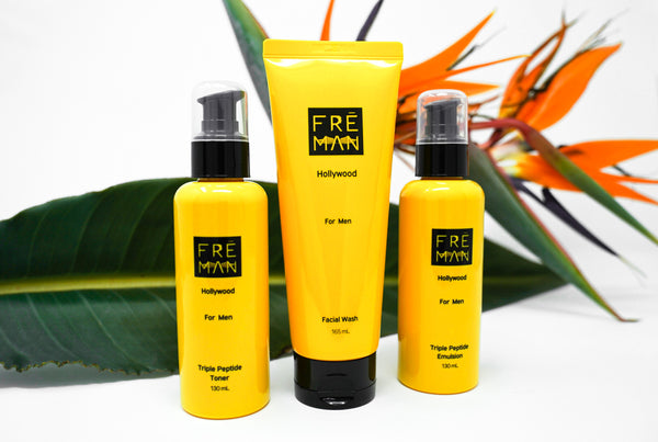 Frē Man Skincare Set