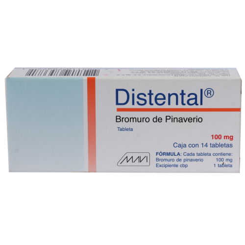 BROMURO DE PINAVERIO DISTENTAL