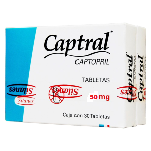 CAPTRAL 50 MG