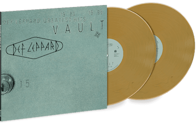Def Leppard - Vault: Greatest Hits (1980-1995)