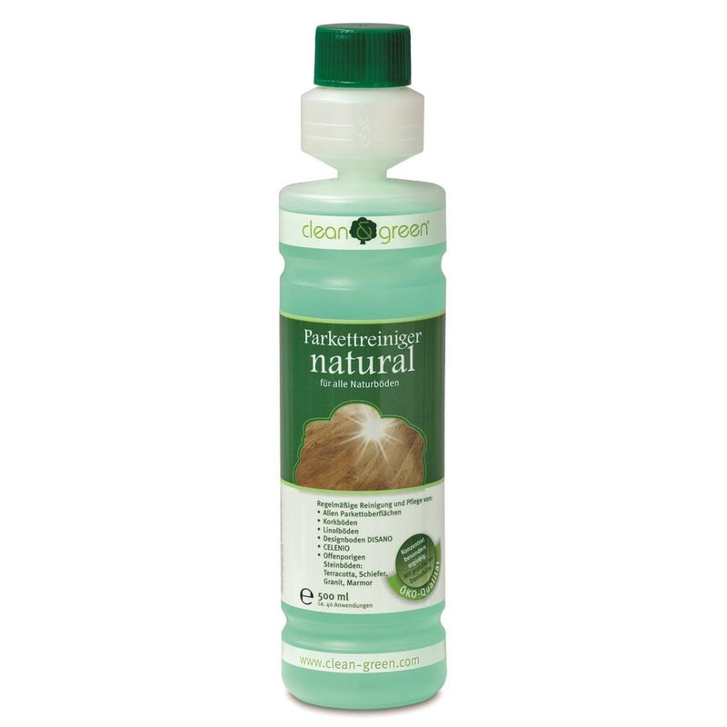 Clean & Green Natural - Detergente per parquet - Eternal Parquet