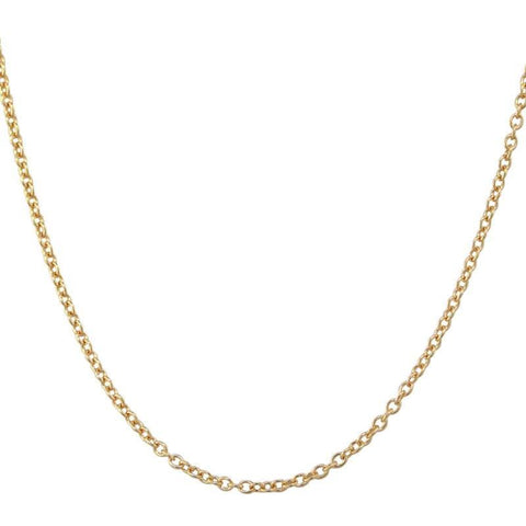 1.5mm Gold Chain - Heather B. Moore
