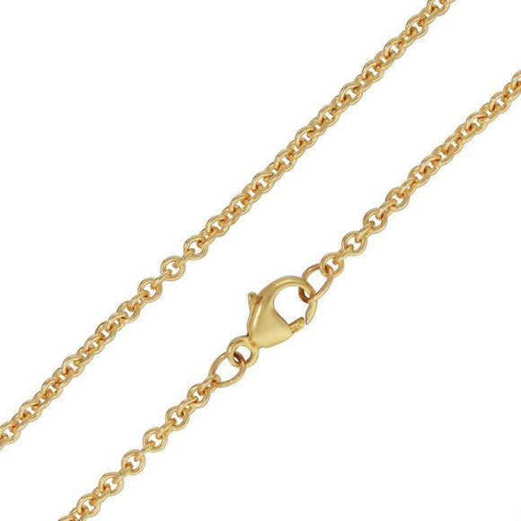 2mm Gold Chain - Heather B. Moore