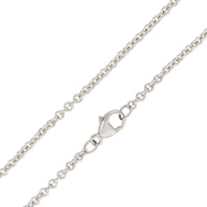 2mm Silver Chain