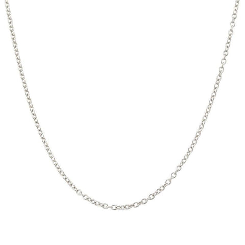1.5mm Silver Chain - Heather B. Moore
