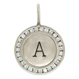 Single Initial Channel Set Round Charm