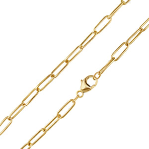 2.9mm Gold Link Chain
