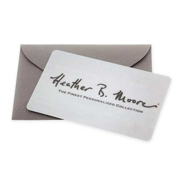Heather B. Moore Gift Card