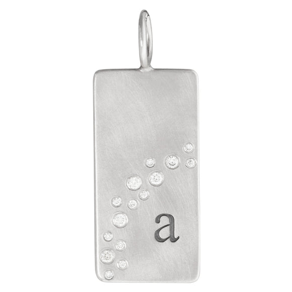 Single Initial ID Tag